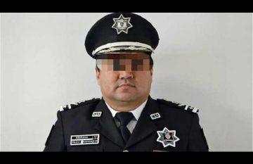 Serrano, presunto involucrado en masacre