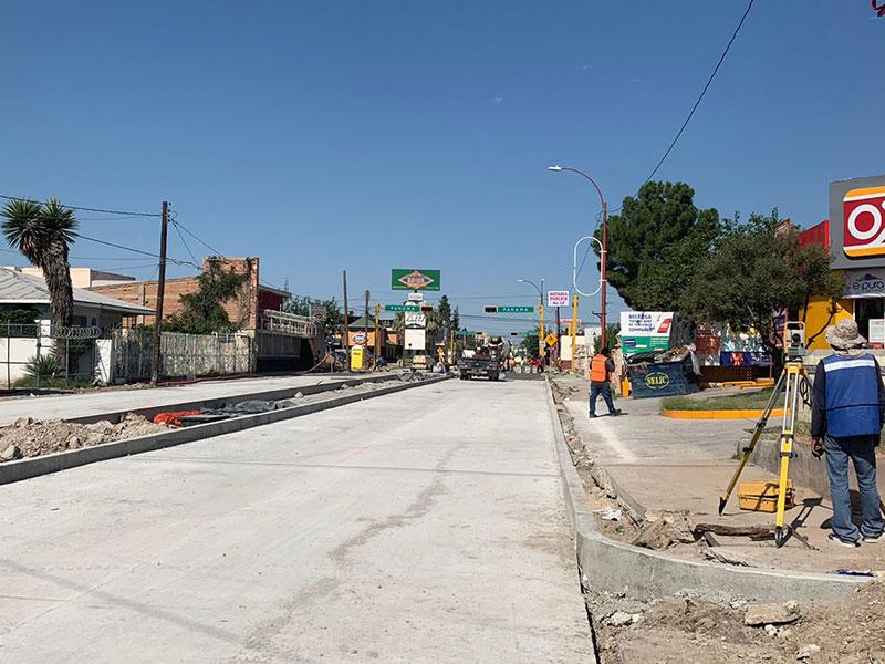 BRT; obras inconclusas
