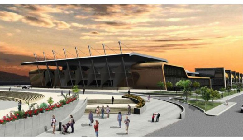 centro de convenciones; CCE