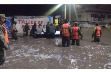 inundaciones; Tula