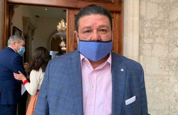 Jáuregui dice que no hay fondos para el problema migrante