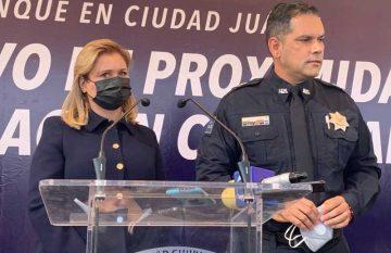 Maru inaugura nueva Policía