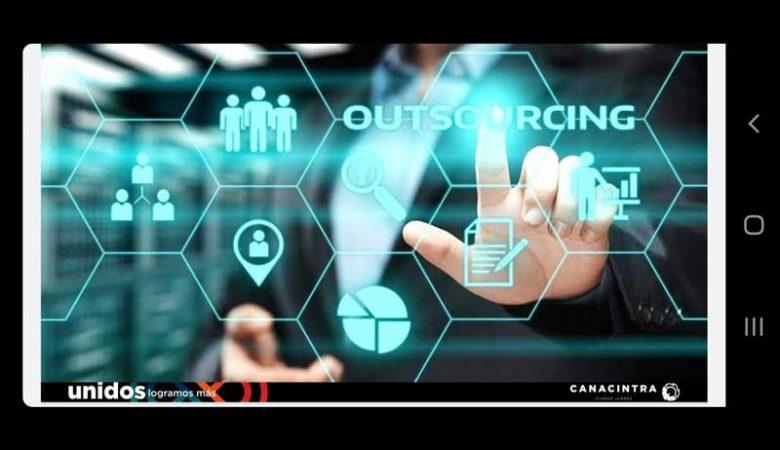 Empresarios tienen problemas con outsourcing