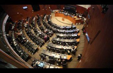 Senado aprobó ley de juicio político