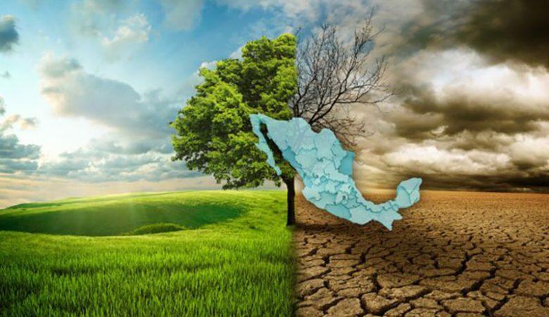 México; cambio climático